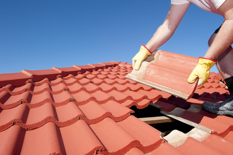 Replacement Roofing Tiles Devon United Kingdom